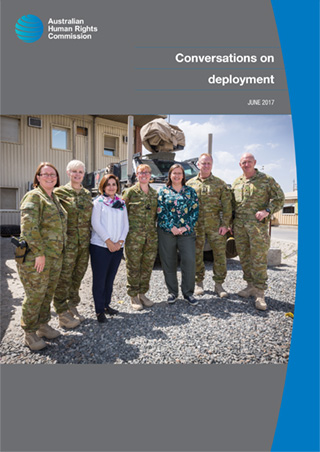 Converstaions on Deployment cover image